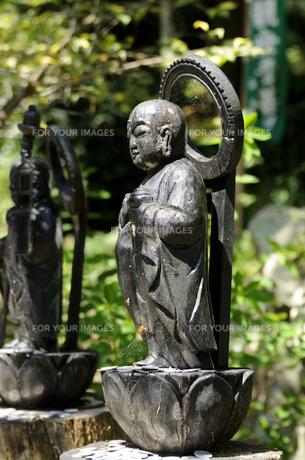 仏像の素材 [FYI00328039]