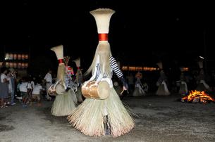 かんこ踊りの写真素材 [FYI00328042]