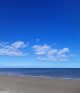 だれもいない海の写真素材 [FYI00328585]
