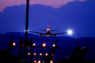 飛行機の写真素材 [FYI00328747]