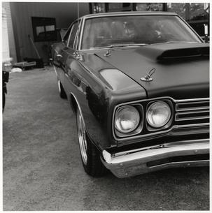 アメ車1の写真素材 [FYI00328783]
