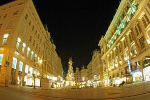 ウィーンの一コマの写真素材 [FYI00328847]