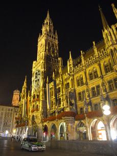 ミュンヘン新市庁舎の写真素材 [FYI00328863]