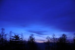 青い時の写真素材 [FYI00329282]