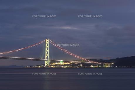 明石海峡の写真素材 [FYI00332266]