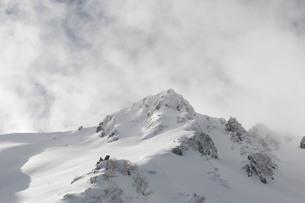 雪山の素材 [FYI00332331]