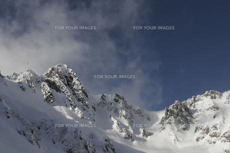 雪山の素材 [FYI00332333]