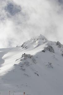 雪山の素材 [FYI00332340]