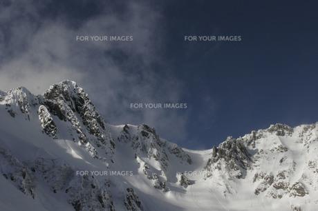 雪山の素材 [FYI00332342]