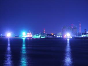 秋田港の写真素材 [FYI00332508]