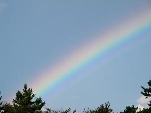 立ち上がる虹の素材 [FYI00332536]