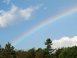 立ち上がる虹の素材 [FYI00332545]