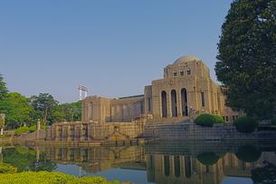 神宮外苑の絵画館の写真素材 [FYI00333403]