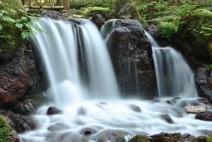 瓜割の水の写真素材 [FYI00333793]