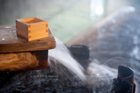 温泉の素材 [FYI00333938]