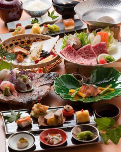 和食イメージの写真素材 [FYI00334018]