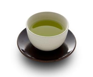 日本茶の写真素材 [FYI00334125]