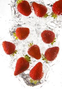 苺の写真素材 [FYI00334133]