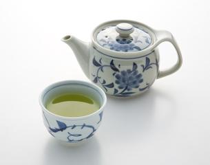 日本茶の写真素材 [FYI00334134]