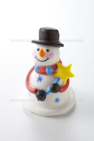 雪だるまの写真素材 [FYI00334282]