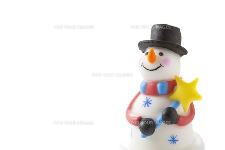 雪だるまの写真素材 [FYI00334300]