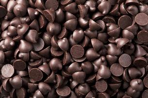 チョコレートチップの写真素材 [FYI00334455]