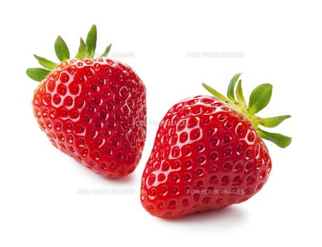 苺の写真素材 [FYI00334517]