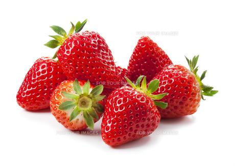苺の写真素材 [FYI00334524]