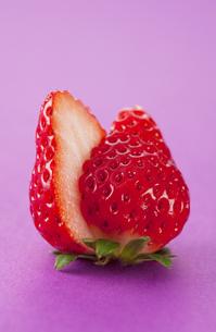 イチゴの写真素材 [FYI00334556]