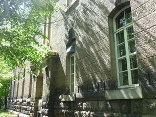 光射す窓の写真素材 [FYI00334725]