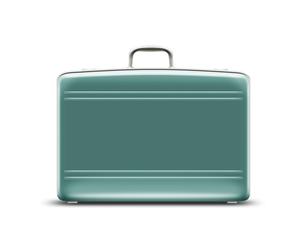 スーツケースの写真素材 [FYI00334928]