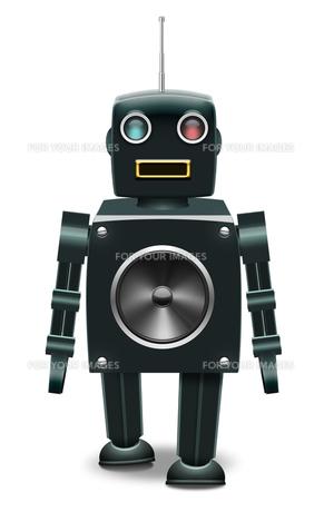 ロボットの写真素材 [FYI00334929]