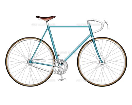 自転車の写真素材 [FYI00334941]