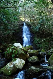 斧渕の滝の写真素材 [FYI00335031]