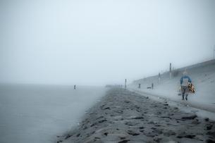 河口漁の写真素材 [FYI00335222]