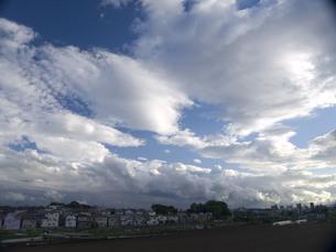 雲湧くの写真素材 [FYI00335285]