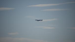 飛行機の写真素材 [FYI00335552]