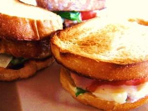 サンドイッチの素材 [FYI00335619]