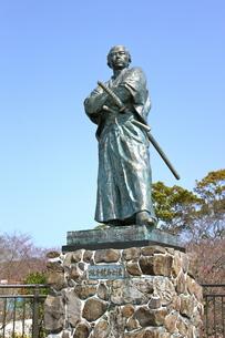 坂本龍馬像の写真素材 [FYI00335668]