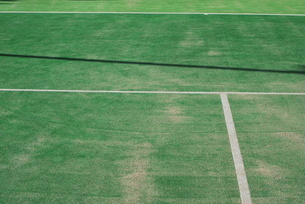 テニスコートの写真素材 [FYI00335765]