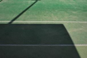 テニスコートの写真素材 [FYI00335769]