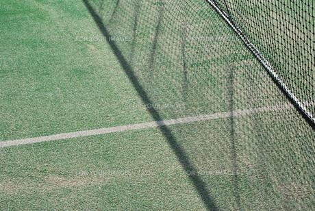 テニスコートの写真素材 [FYI00335781]