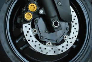 オートバイ ディスクブレーキの素材 [FYI00335848]