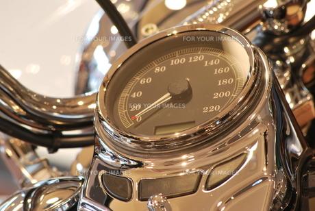 オートバイ メーターの素材 [FYI00335852]