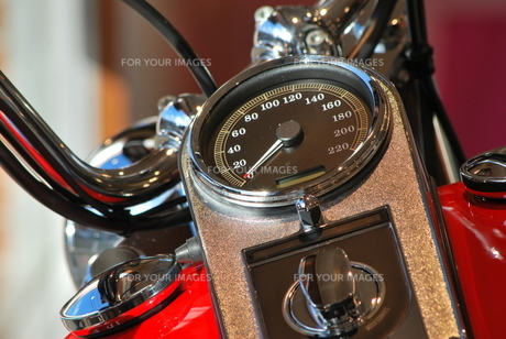 オートバイ メーターの素材 [FYI00335860]