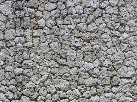 素材 テクスチャー 石垣の素材 [FYI00335870]