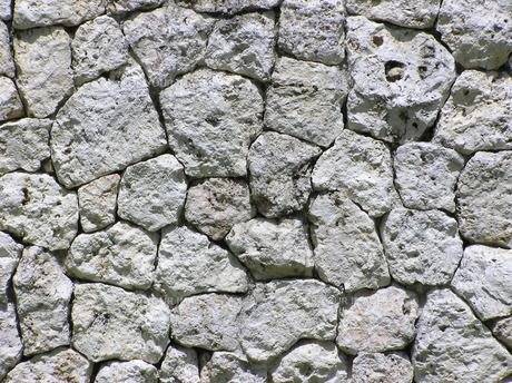 素材 テクスチャー 石垣の素材 [FYI00335871]