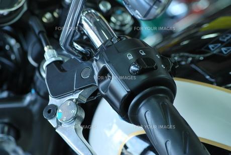 オートバイのスロットルの素材 [FYI00335915]