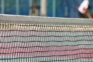スポーツ テニスの素材 [FYI00335953]