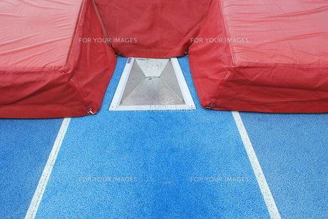 陸上競技 棒高跳びの素材 [FYI00335982]